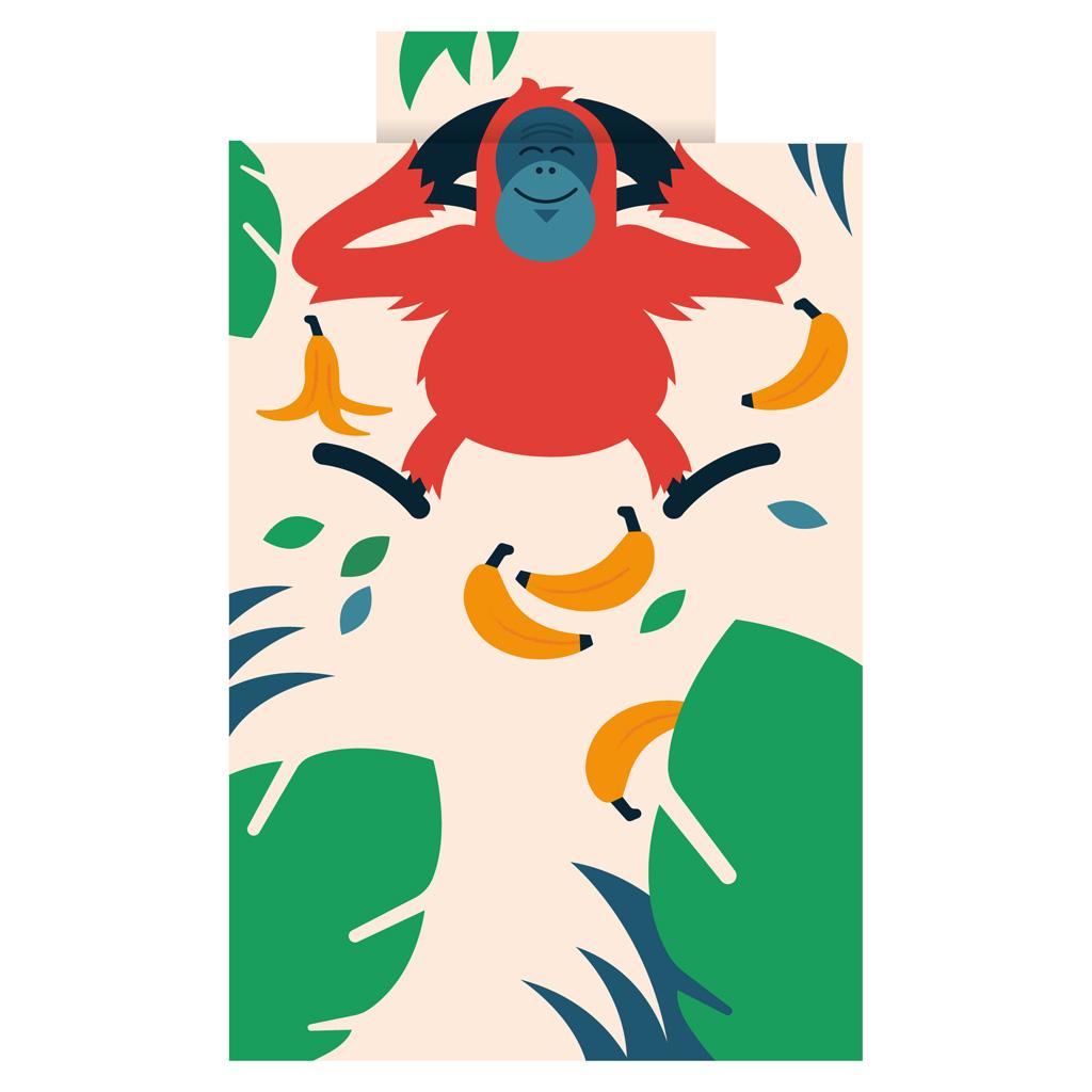 Bed Buds Orangutang