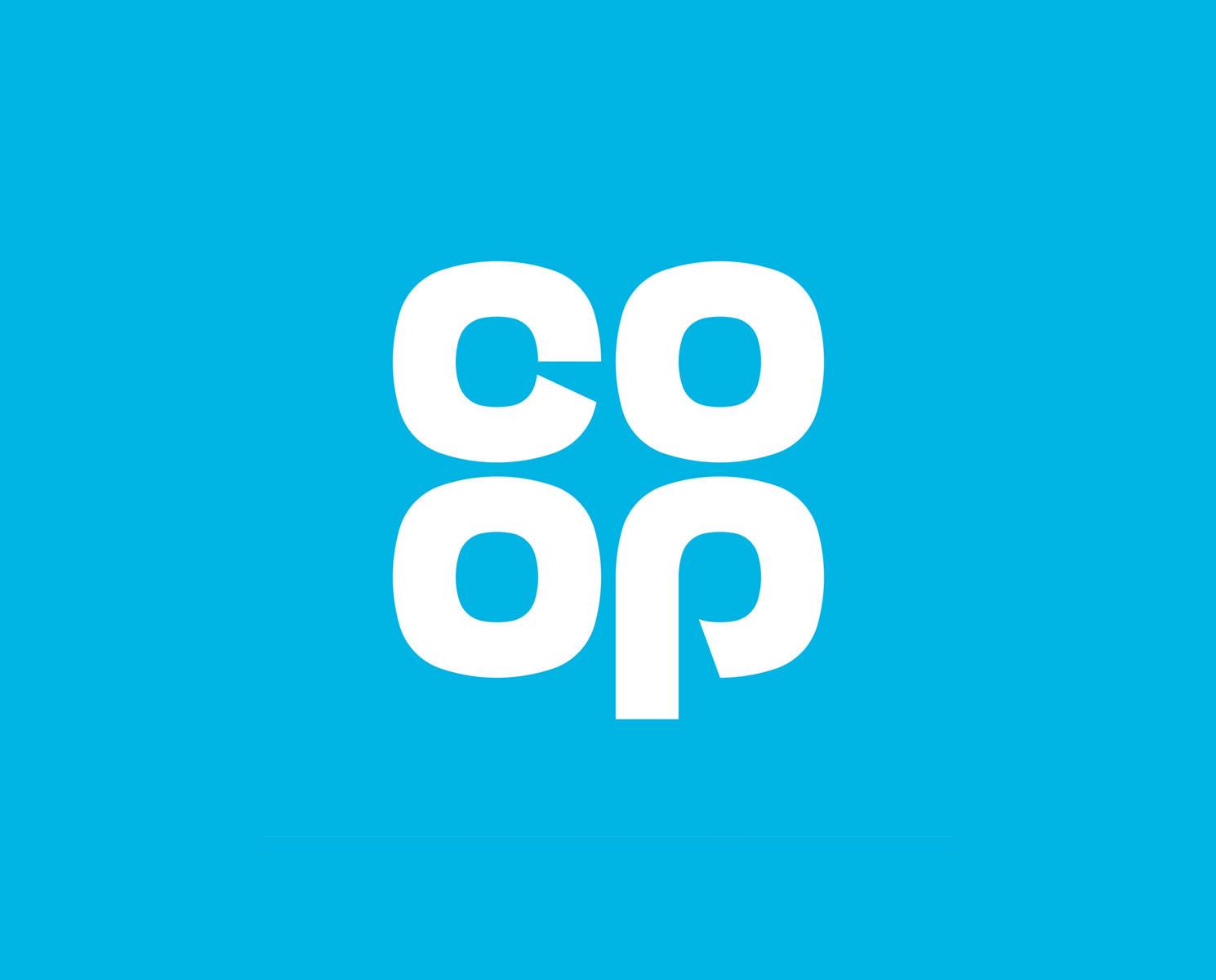 Co Op Brand Refresh Logo