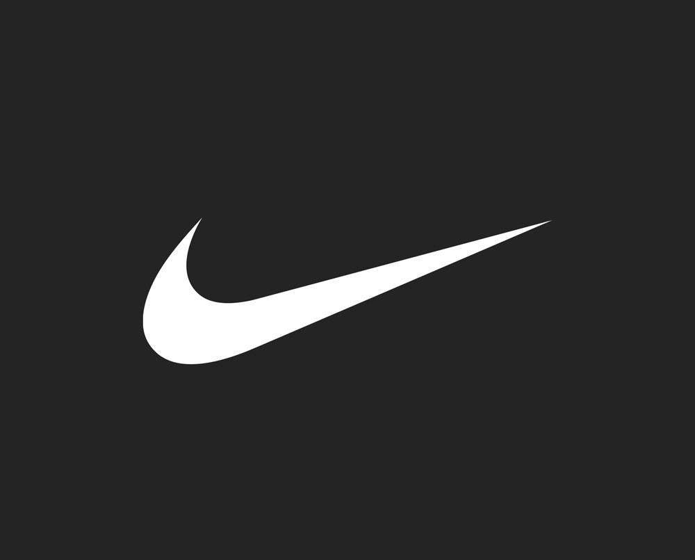 Nike Logo Brand Design