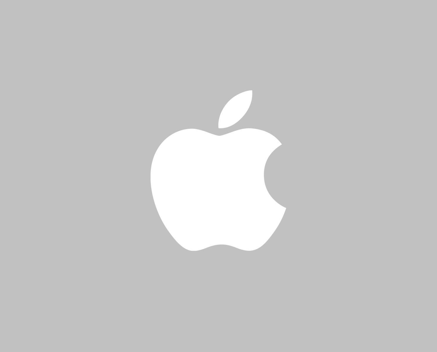 Apple Logo Brand Design