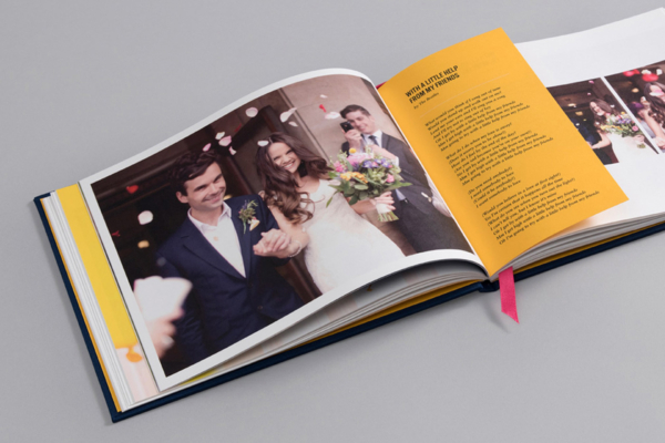 R&R – Wedding Book