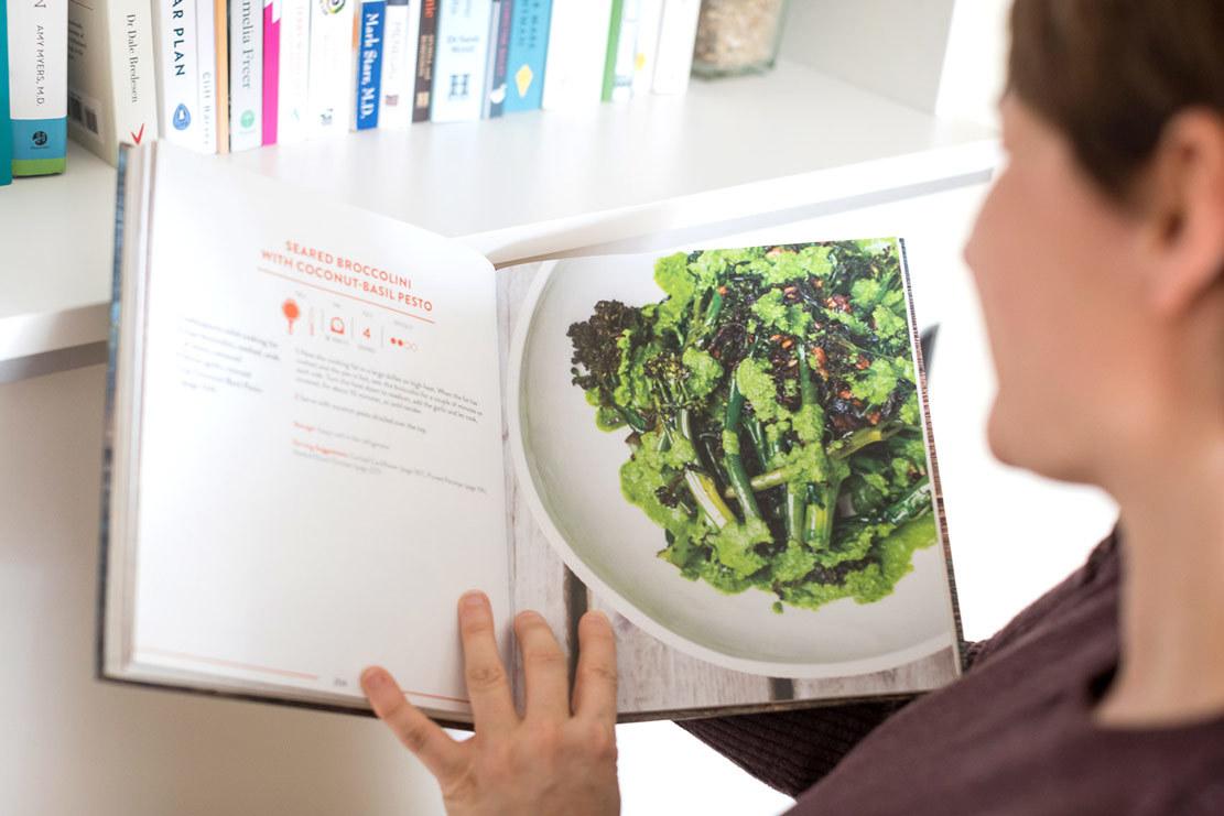 Dr Sarah Davies Healthy Recipe Book
