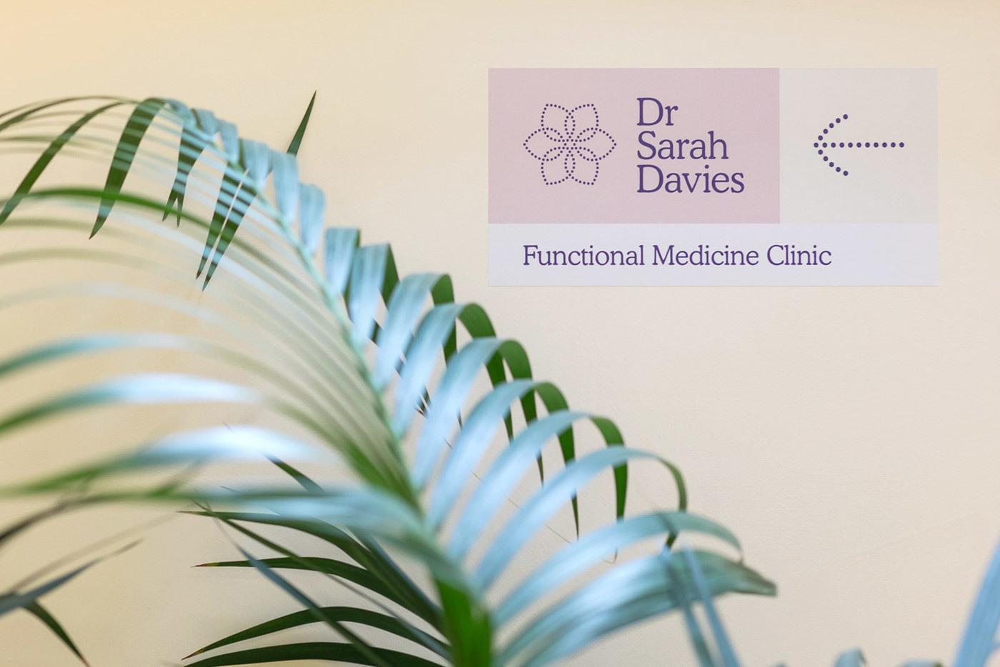 Dr Sarah Davies Wayfinding System
