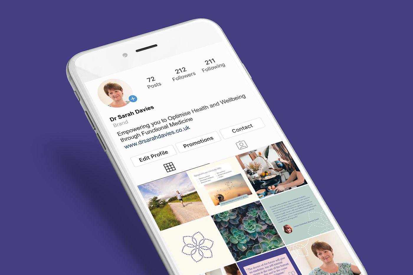 Dr Sarah Davies Social Media Feed