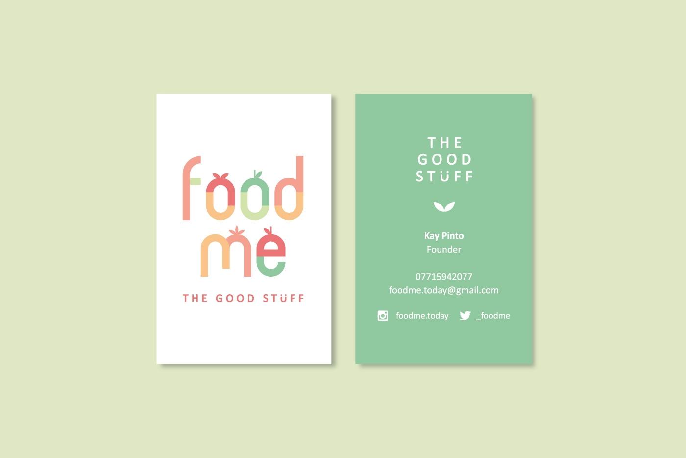 Food Me Branding 02
