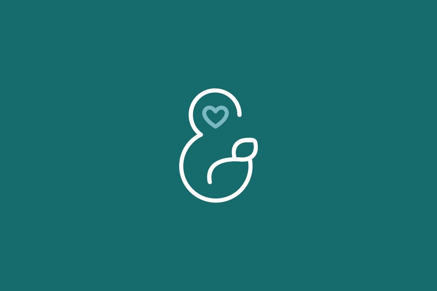 Medical web design agency branding raw nhs mother hub 1