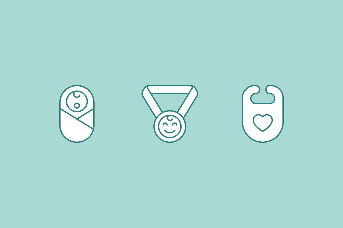 Motherhub Icons