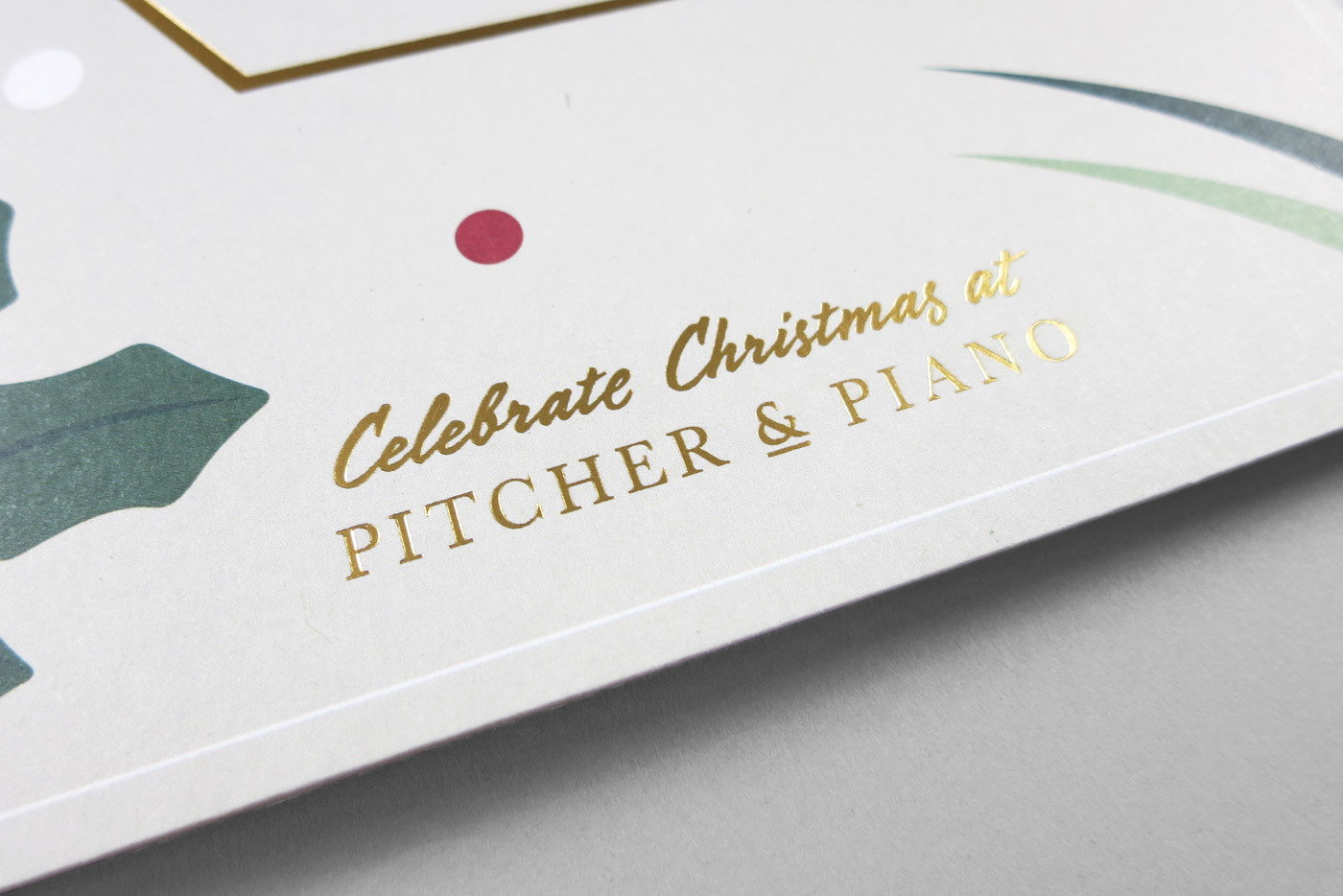 Pitcher Piano Logo Close Up