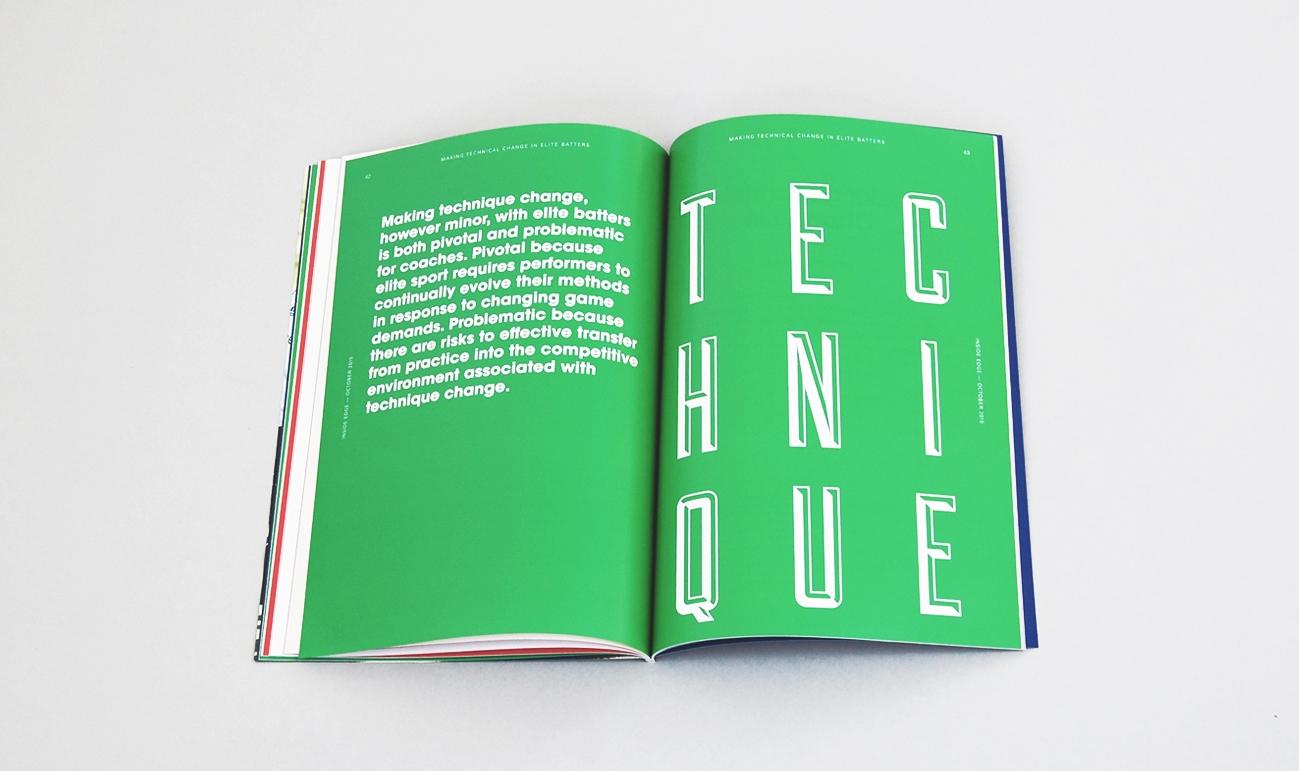 Sports web designers branding specialists ecb magazine 1