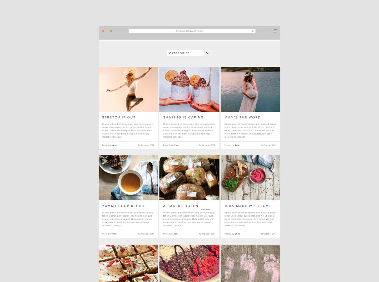 Responsive Website Design Wild Wild 2